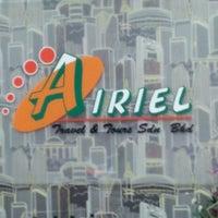 Photo taken at Airiel Travel & Tours by Azuan B. on 7/2/2012