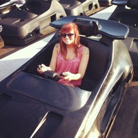 Photo taken at Big Chief's Go Carts by Noah W. on 6/5/2012