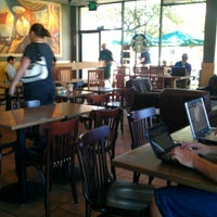 Photo taken at Starbucks by Gabe G. on 9/10/2012