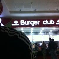 Photo taken at burgerclub by Serge K. on 6/9/2012