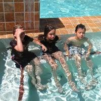 Photo taken at The Metro Apartments at Zanjero Pool by Krazian on 4/29/2012