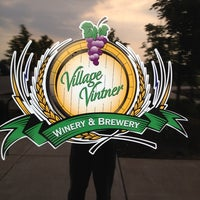 Photo taken at The Village Vintner Winery & Brewery by Kevin B. on 5/26/2012