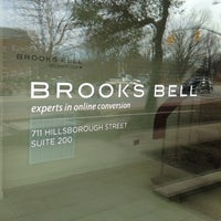 Photo taken at Brooks Bell by Phil B. on 3/9/2012