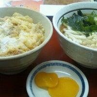 Photo taken at 山田うどん ふれあい通り店 by Pogi on 4/20/2012