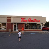 Photo taken at Tim Hortons by Chip C. on 6/29/2012
