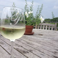 Photo taken at Paumanok Winery by Mark S. on 7/15/2012