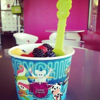 Photo taken at Menchies by Chantelle O. on 7/8/2012
