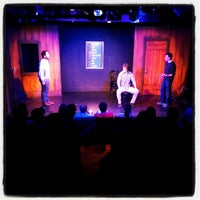 Photo taken at Magnet Theater by Christopher on 4/20/2012