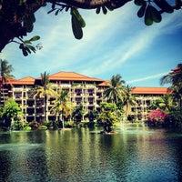 Photo taken at Ayodya Resort Bali by Adhi Putra T. on 6/5/2012
