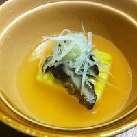 Photo taken at Yuniku by Sally t 嶨. on 4/25/2012