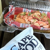 Photo taken at Red Hook Lobster Pound DC by Amy L. on 6/22/2012