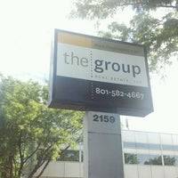 Photo taken at The Group Real Estate by Richard L. on 7/25/2012