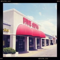 Photo taken at Five Guys by Will S. on 6/10/2012