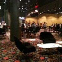 Photo taken at Hotel y Gran Casino de Talca by Eli M. on 9/9/2012