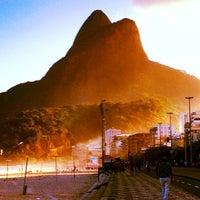 Photo taken at Marina Palace Rio Leblon by Edu Trevisan on 6/27/2012