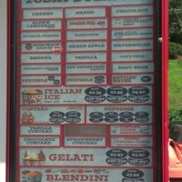 Photo taken at Rita's Water Ice by Maurice W. on 7/29/2012