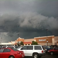 Photo taken at Walmart Supercenter by Molly S. on 8/18/2012