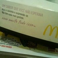 Photo taken at McDonald's by Gabriela P. on 7/19/2012