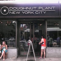 Photo taken at Doughnut Plant by Miss K. on 6/24/2012