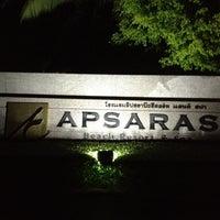 Photo taken at Apsaras Beach Resort And Spa Phang Nga by Saravut on 8/26/2012