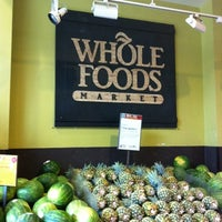Photo taken at Whole Foods Market by Jesus C. on 6/30/2012