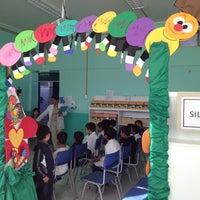 Photo taken at Liceo Bicentenario Santa Maria Iquique by Marcela A. on 5/3/2012