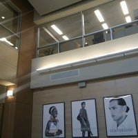 Photo taken at Patel Center for Global Solutions (CGS) by Álvaro G. on 8/23/2012