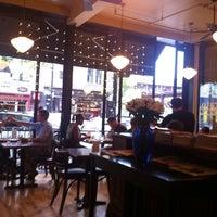 Photo taken at Prato Pizzeria Cafe by Damien G. on 8/14/2012