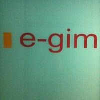 Photo taken at e-gim by Enrique M. on 8/28/2012