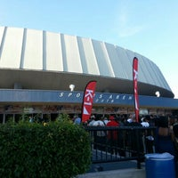 Photo taken at Los Angeles Memorial Sports Arena by Erik @ S. on 9/9/2012