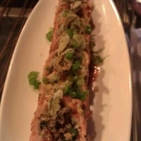 Photo taken at Dragonfly Sushi & Sake Co by Meghan B. on 7/15/2012