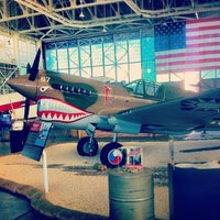 Photo taken at Pacific Aviation Museum Pearl Harbor by Jesse T. on 5/27/2012