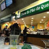 Photo taken at Casa do Pão de Queijo by Márcio A. on 9/4/2012