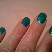 Photo taken at Kelly's Nails by Danielle M. on 9/8/2012