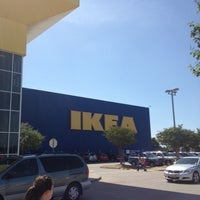 Photo taken at IKEA by Yesi S. on 7/31/2012