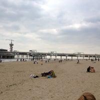 Photo taken at Scheveningse Pier by Michel S. on 5/18/2012