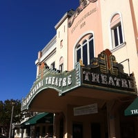 Photo taken at Sebastiani Theater by SomethingAboutSonoma on 6/28/2012