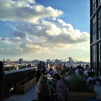 Photo taken at The Ides at Wythe Hotel by Paul B. on 7/29/2012