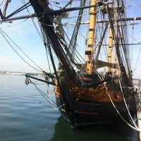 Photo taken at HMS Surprise by Alex V. on 4/8/2012