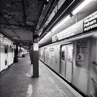 "Photo taken at MTA Subway - Prince St (R/W) by Joseph ""KWEST"" C. on 5/13/2012"