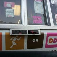 Photo taken at Dunkin' Donuts by Nik K. on 8/19/2012