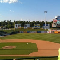 Photo taken at FirstEnergy Park by Bryan B. on 7/2/2012
