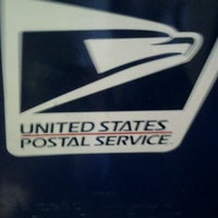 Photo taken at US Post Office by Jeremy B. on 9/5/2012