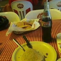 Photo taken at El Pariente JC Tacos al Carbon by Carlos A. on 9/9/2012
