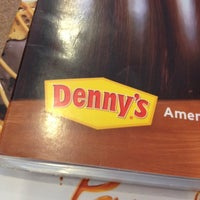 Photo taken at Denny's by Jonathan D. on 4/29/2012