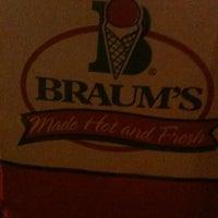 Photo taken at Braum's Ice Cream & Dairy Stores by Megann F. on 6/11/2012