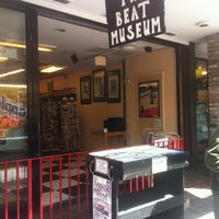 Photo taken at The Beat Museum by Cage O. on 5/1/2012