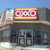 Photo taken at OXXO Centinela by Alejandro S. on 6/4/2012