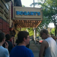 Photo taken at Bogart's by Johnny B on 5/19/2012