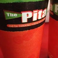 Photo taken at Pita Pit by Alexander A. on 5/15/2012